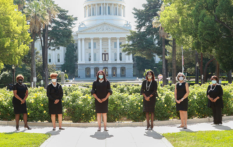 NCBW Sacramento board members